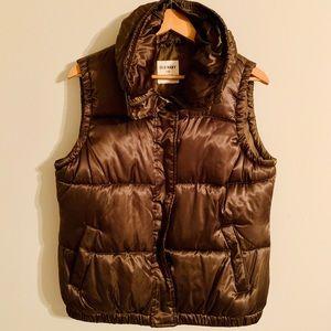 Old Navy Winter Puffer Vest